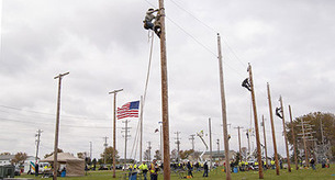 Lineworker Rodeo Clinic