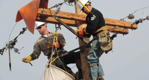 Event Appa Public Power Lineworkers Rodeo Minnesota